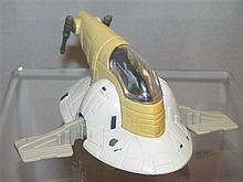 1980 Lucasfilm Ltd (LFL) Kenner Ohio Made in Hong Kong Star Wars Ship #39670