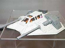 1980 Lucasfilm Ltd (LFL) Kenner Ohio Made in Hong Kong Star Wars Ship #39680