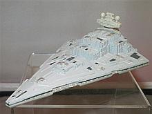 1979 Kenner Ohio Made in Hong Kong Star Wars Ship #39230