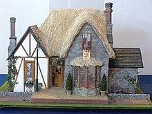 Dollhouses, Miniatures, Dolls, Day 1