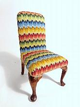 Betty Valentine Bargello Chair
