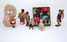 Small Dolls and Figurines