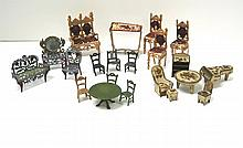 Tiny Miniature Furniture