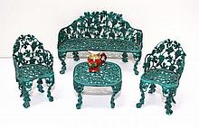 Victorian Garden Furniture