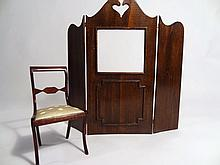 Terry Rogal Chair and Puppet Theatre