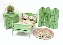 Tynietoy Victorian Bedroom Suite