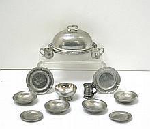 Miniature Pewter