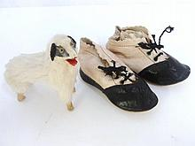 German French Fashion Dog and Doll Shoes