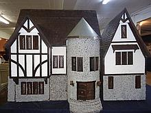Large Tudor Manor