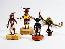 Handcrafted Kachina Dolls