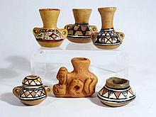 Southwest Miniature Pottery