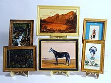 Southwest Miniature Paintings
