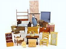 Half Scale Dollhouse Furniture
