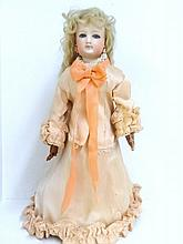 Automation Thirteen inch Doll
