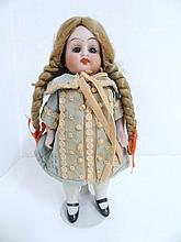 Bisque Hertel Schwab Doll