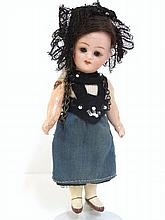 Goebel German Girl Doll