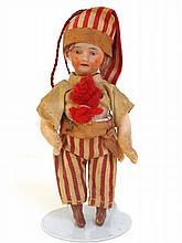 German Jester Ornament Doll