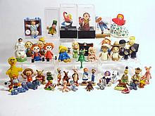 Miniature Dolls and Toys