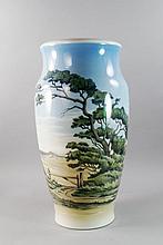 A Royal Copenhagen vase