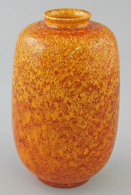 A Royal Lancastrian vase, early/ mid 20th century,