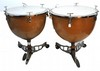 1 Pair of Slingerlind Tympani Drums