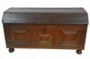 English Oak Coffer 52