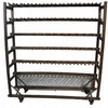 Primitive Shoe Rack 51x55