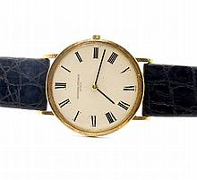 MEN'S WATCH VACHERON & CONSTANTIN Caja en oro,