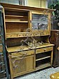 KITCHEN DRESSER - Early 20th Century with Spice