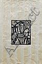 Verschiedene Dresdner Künstler, Konvolut von 11 Druckgraphiken und Arbeiten auf Papier. No date.
