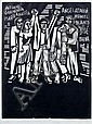 Verschiedene Dresdner Künstler, Konvolut von sechs Graphiken. 1960er - 1980's.