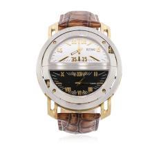 Gents Stainless Steel Ritmo Mundo Model 211 Wristwatch