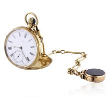 18KT Yellow Gold JW Benson Watchmaker Pocketwatch