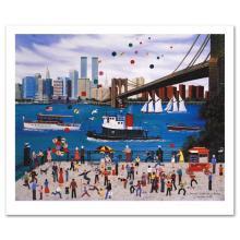 Beneath The Brooklyn Bridge By Jane Wooster Scott
