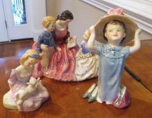 3pc Royal Doulton