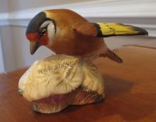 Royal Worcester Goldfinch