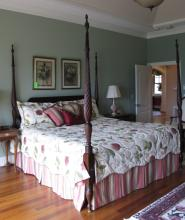 Charleston Rice Bed Made by Council Furniture Co.