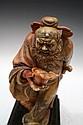 Large Chinese Shoushan Stone Figure