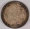 1887 MORGAN DOLLAR MS-64 (NICE TONIING)