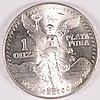 1983 MEXICAN LIBERTAD ONE OUNCE .999 SILVER  ANNUAL BULLION COIN
