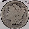 1895-S MORGAN DOLLAR AG