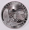 2013 REPUBLIC OF ARMENIA NOAH'S ARK ONE OUNCE .999 SILVER COIN