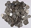 1943 LINCOLN STEEL CENT LOT! 250 PIECES OF 1943  RUST FREE CENTS! OLD CENT HOARD