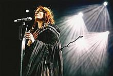 FLORENCE WELSH SIGNED PHOTO.