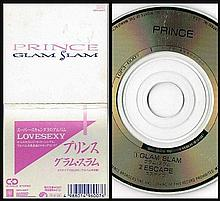 RARE PRINCE GLAM SLAM JAPANESE 3 INCH CD 1988 SNAP PACK