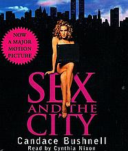 SEX AND THE CITY - READ BY CYNTHIA NIXON 5 CD SET