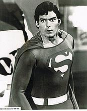 ORIGINAL SUPERMAN PHOTOS FROM THE MOVIES
