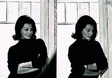 SOPHIA LOREN UNPUBLISHED PRINTS - THE RAY BELLISARIO COLLECTION.