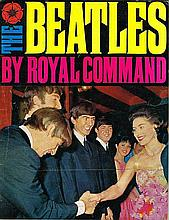 THE BEATLES BY ROYAL COMMAND 1963 MAGAZINE