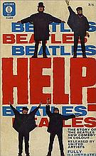 THE BEATLES ORIGINAL 1965 1ST PRINTING BOOK.